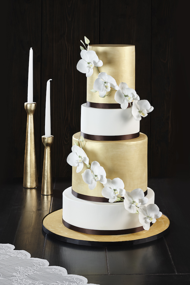 Hochzeitstorte Möller